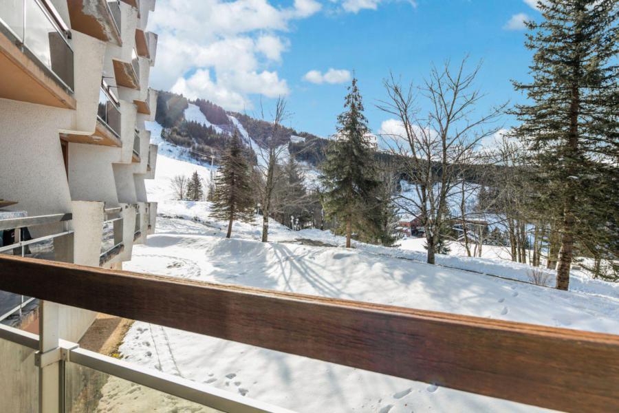 Vacaciones en montaña Estudio para 3 personas (J35) - Résidence les Arolles - Villard de Lans