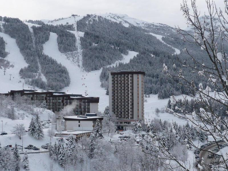 Vacaciones en montaña Apartamento 2 piezas para 6 personas (H69) - Résidence les Arolles - Villard de Lans