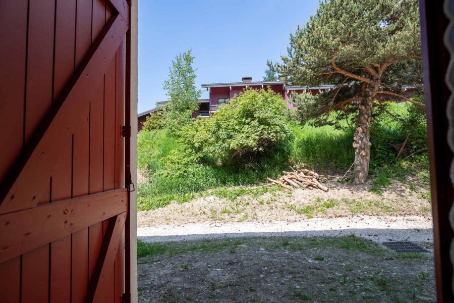 Wakacje w górach Apartament 2 pokojowy 4 osób (AR09B) - Résidence les Arolles - La Norma