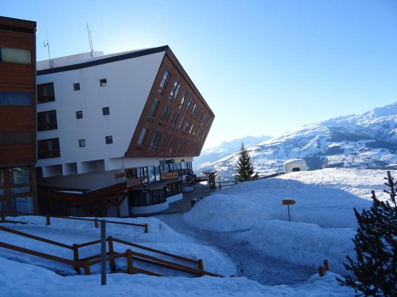 Vacances en montagne Appartement 2 pièces 6 personnes (AR3038R) - Résidence les Arolles - Les Arcs
