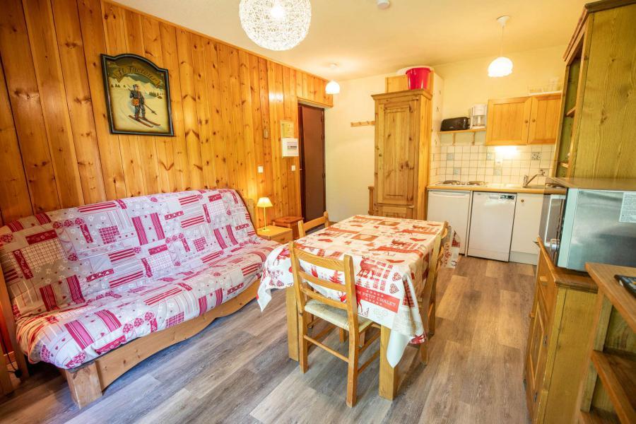 Wakacje w górach Apartament 2 pokojowy 4 osób (AR29B) - Résidence les Arolles - La Norma - Pokój gościnny