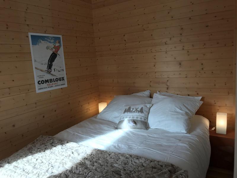 Wakacje w górach Apartament 2 pokojowy z alkową 6 osób (83) - Résidence les Arolles - Valloire - Łóżkem małżeńskim