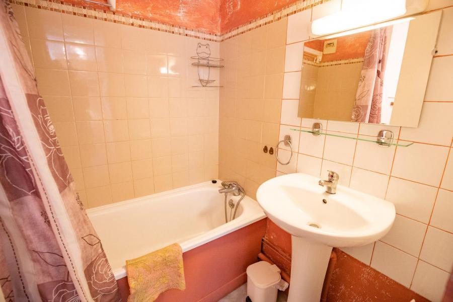 Vacaciones en montaña Apartamento 3 piezas mezzanine para 8 personas (AR16B) - Résidence les Arolles - La Norma - Cama doble