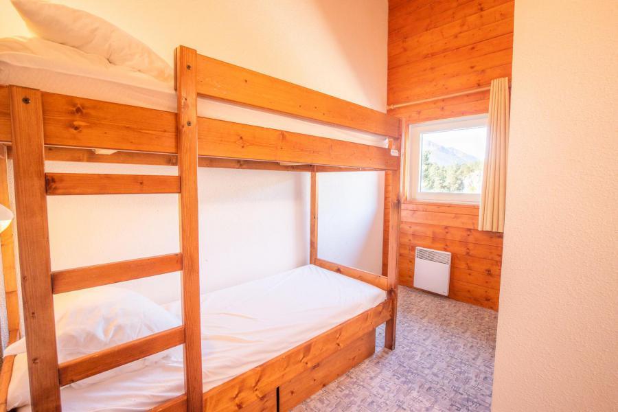 Vacaciones en montaña Apartamento 3 piezas mezzanine para 8 personas (AR17A) - Résidence les Arolles - La Norma - Cama individual