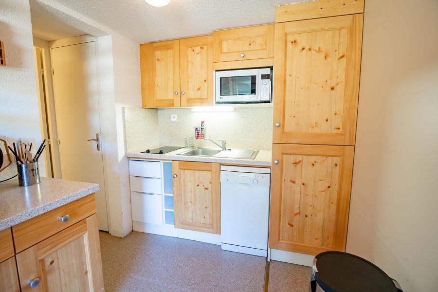 Vacaciones en montaña Apartamento 3 piezas mezzanine para 8 personas (AR24B) - Résidence les Arolles - La Norma - Salón