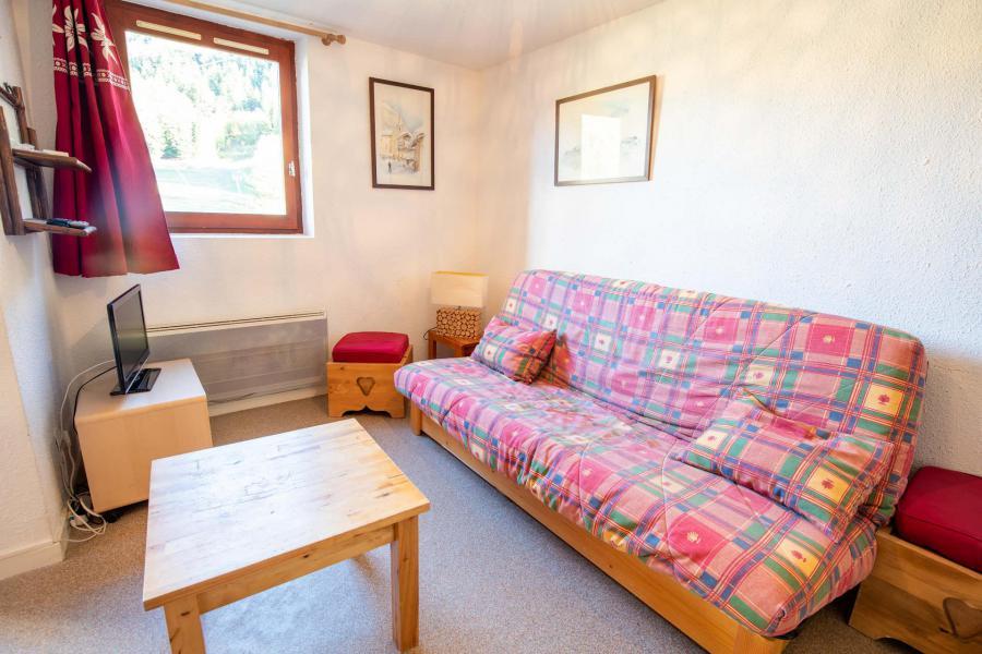 Vacaciones en montaña Apartamento 3 piezas mezzanine para 8 personas (AR24B) - Résidence les Arolles - La Norma - Sofá-cama