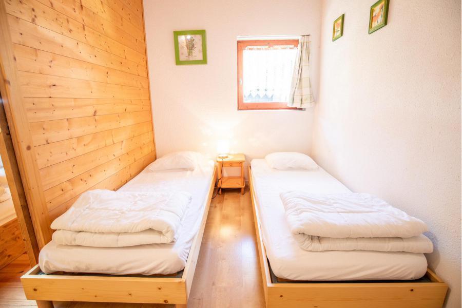Vacaciones en montaña Apartamento 3 piezas mezzanine para 8 personas (AR31A) - Résidence les Arolles - La Norma - Cama doble
