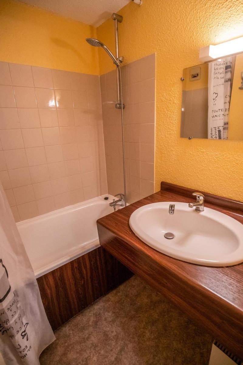 Vacaciones en montaña Apartamento 3 piezas mezzanine para 8 personas (AR36A) - Résidence les Arolles - La Norma - Camas superpuestas