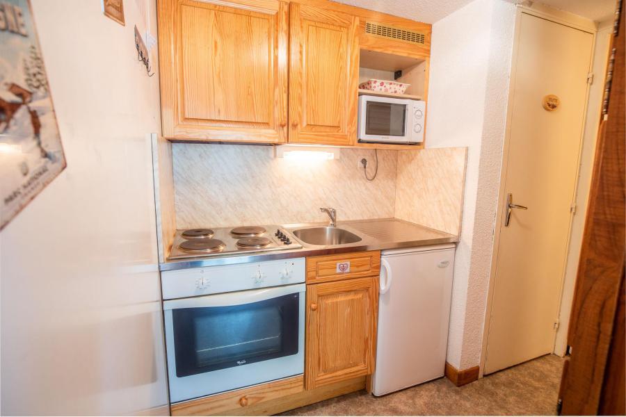 Vacaciones en montaña Apartamento 3 piezas mezzanine para 8 personas (AR36A) - Résidence les Arolles - La Norma - Comedor