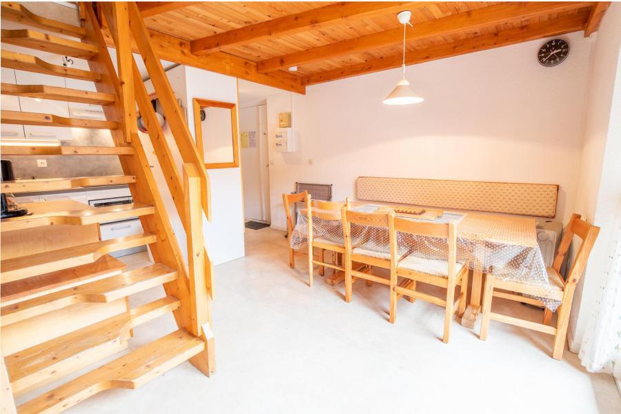 Vacaciones en montaña Apartamento 3 piezas mezzanine para 8 personas (AR38A) - Résidence les Arolles - La Norma - Cama individual