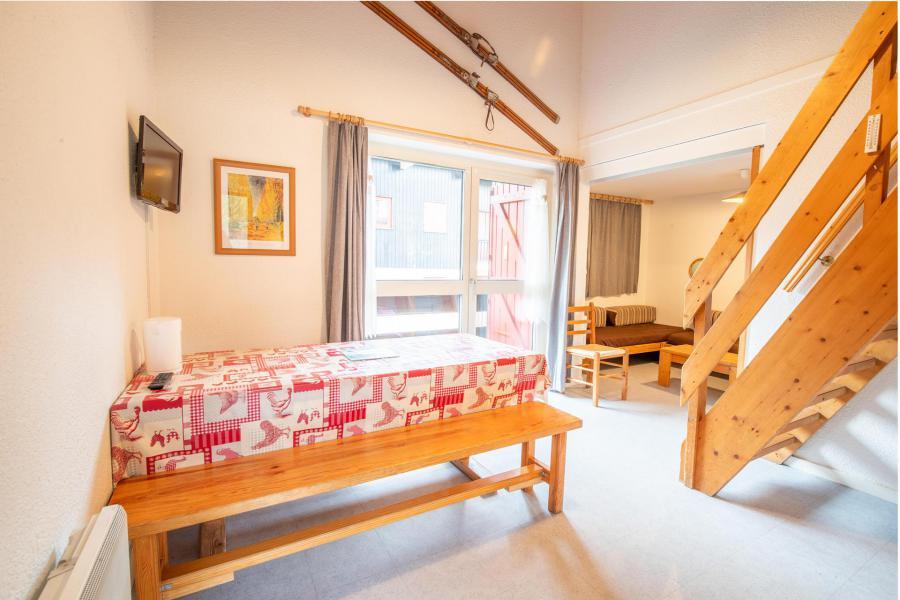 Vacaciones en montaña Apartamento 3 piezas mezzanine para 8 personas (AR40A) - Résidence les Arolles - La Norma - Mesa