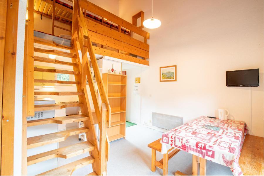 Vacaciones en montaña Apartamento 3 piezas mezzanine para 8 personas (AR40A) - Résidence les Arolles - La Norma - Sofá-cama