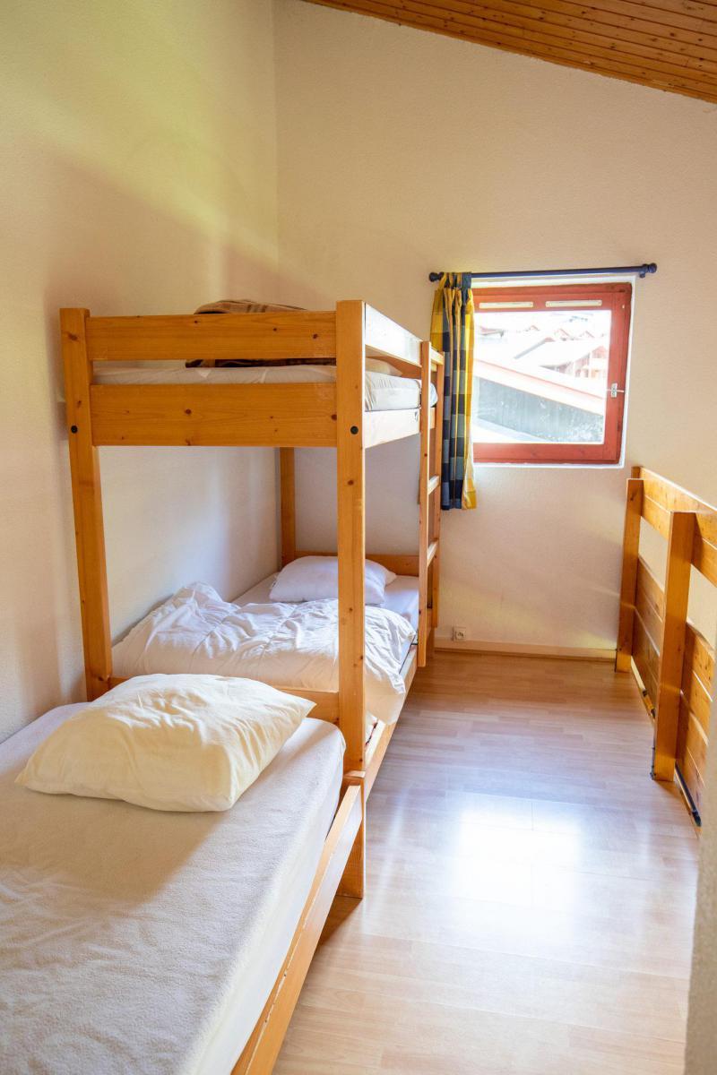 Vacaciones en montaña Apartamento 3 piezas mezzanine para 8 personas (AR46A) - Résidence les Arolles - La Norma - Camas superpuestas