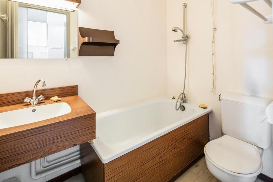 Vacaciones en montaña Estudio para 3 personas (J35) - Résidence les Arolles - Villard de Lans - Cuarto de baño
