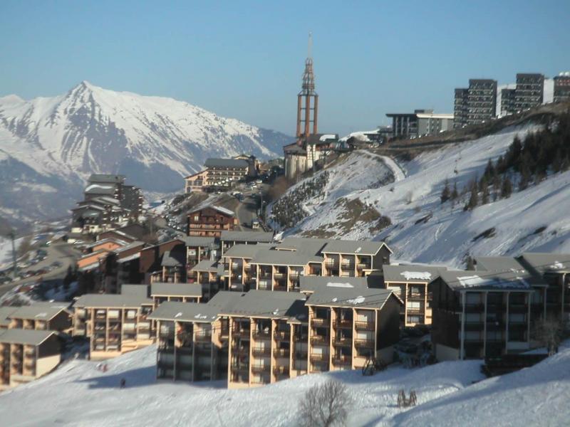 Vacances en montagne Résidence les Asters - Les Menuires
