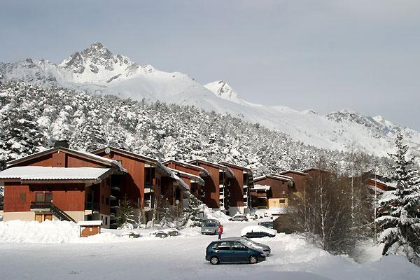 Vacaciones en montaña Résidence les Avenières - La Norma - Verano