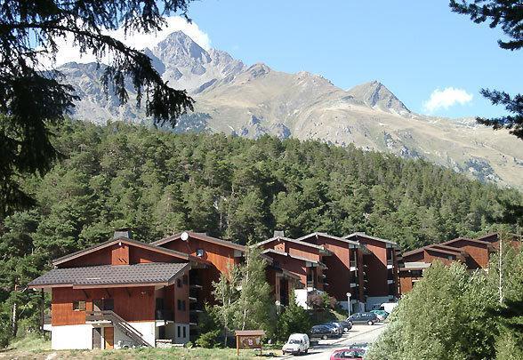 Wakacje w górach Résidence les Avenières - La Norma - Na zewnątrz latem