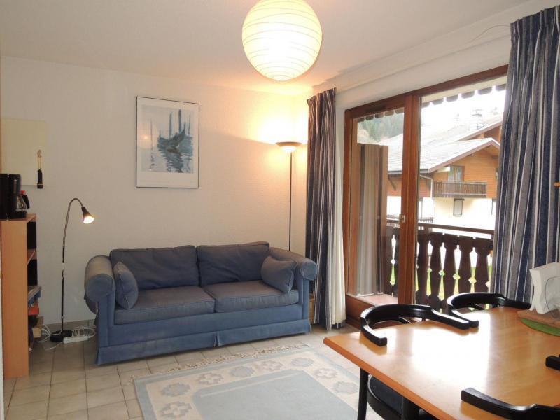 Vakantie in de bergen Appartement 2 kamers bergnis 4 personen (28) - Résidence les Avenières - Châtel