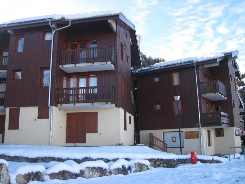 Holiday in mountain resort Résidence les Avrières - Montchavin - La Plagne