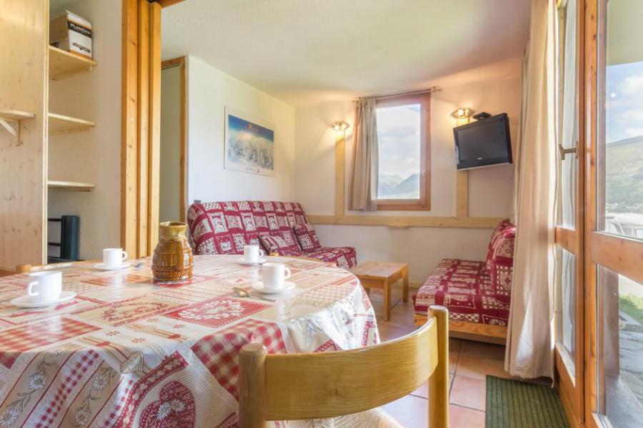 Holiday in mountain resort Divisible studio 4 people (AVB1) - Résidence les Avrières - Montchavin La Plagne - Accommodation