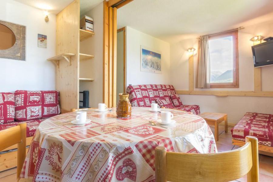 Holiday in mountain resort Divisible studio 4 people (AVB1) - Résidence les Avrières - Montchavin - La Plagne - Kitchenette