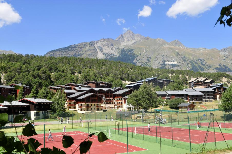 Location au ski Résidence les Balcons d'Anaïs - La Norma - Extérieur été
