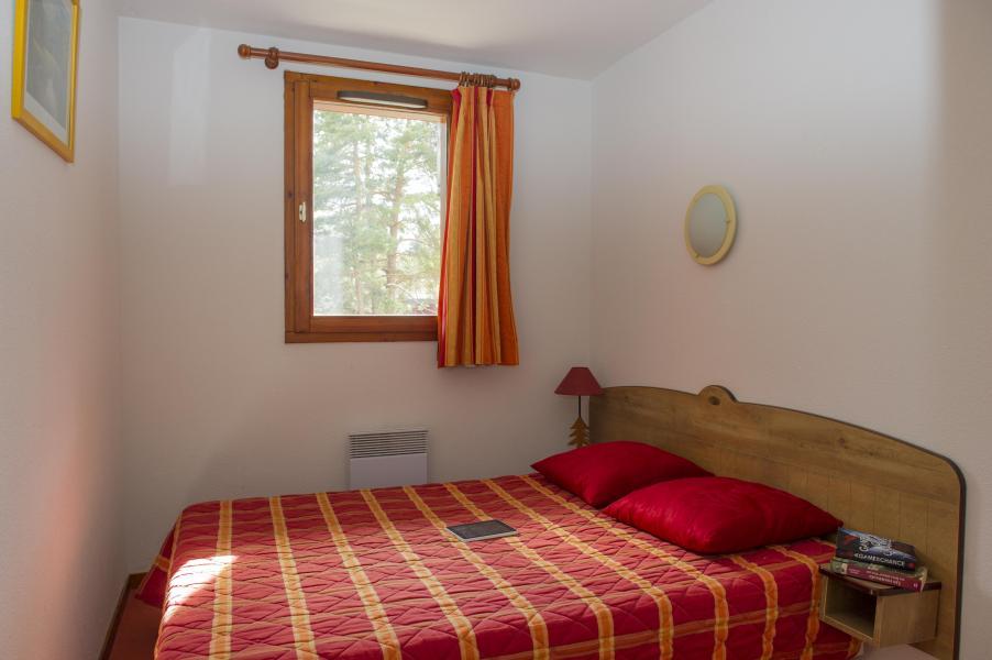 Vacaciones en montaña Résidence les Balcons d'Anaïs - La Norma - Cama doble