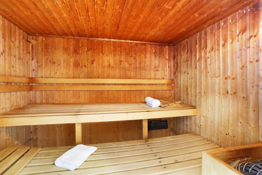 Vacances en montagne Résidence les Balcons d'Ax - Ax-Les-Thermes - Sauna