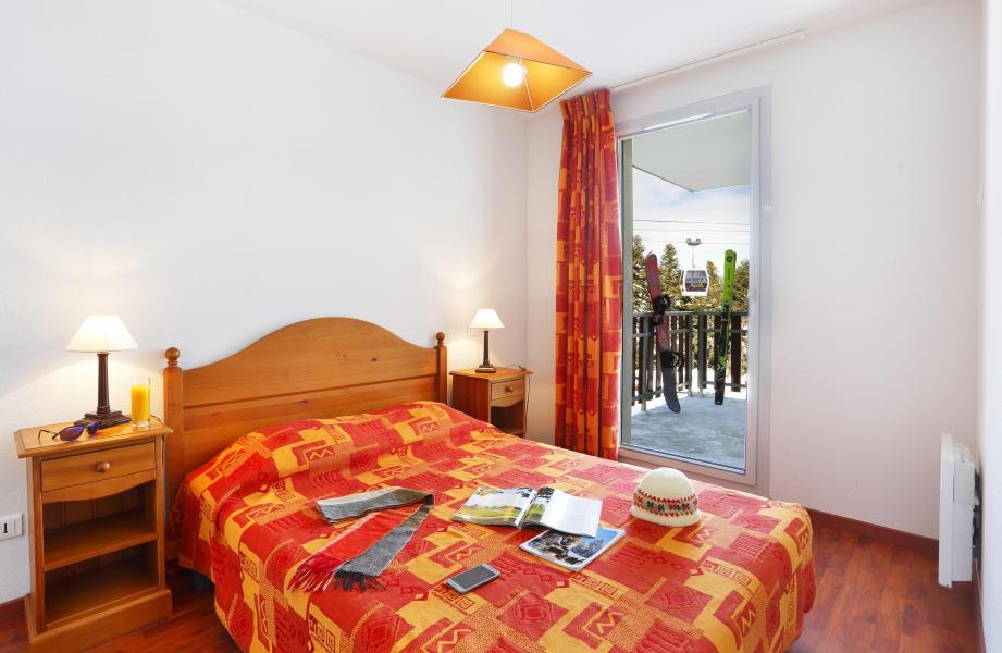 Urlaub in den Bergen Résidence les Balcons d'Ax - Ax-Les-Thermes - Schlafzimmer