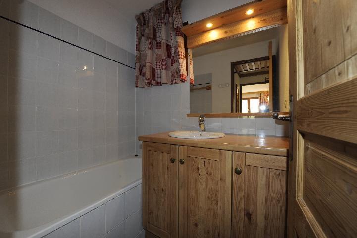 Vacances en montagne Appartement 2 pièces cabine 6 personnes (107) - Résidence les Balcons d'Olympie - Les Menuires