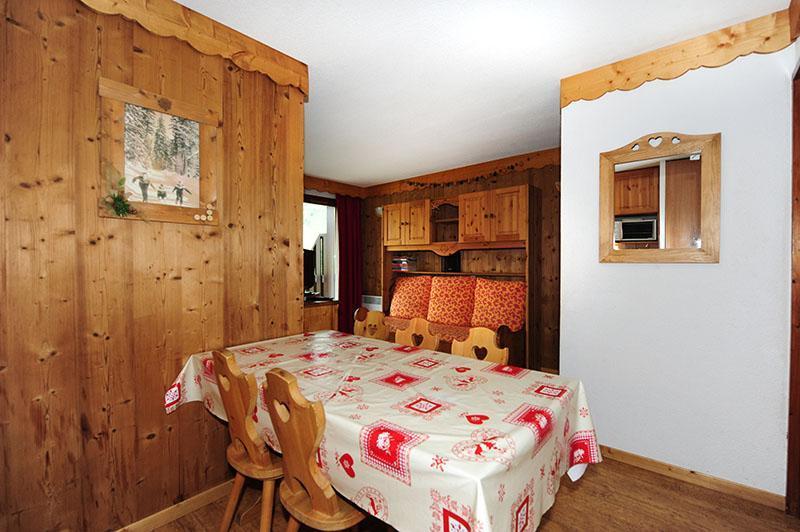 Vacances en montagne Appartement 2 pièces cabine 6 personnes (428) - Résidence les Balcons d'Olympie - Les Menuires