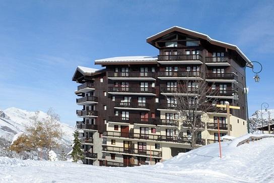 Vacances en montagne Résidence les Balcons d'Olympie - Les Menuires