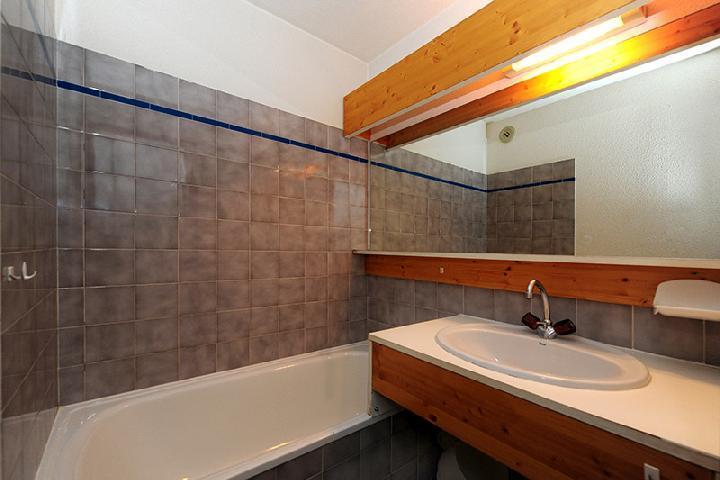 Vacances en montagne Appartement 2 pièces 4 personnes (302) - Résidence les Balcons d'Olympie - Les Menuires - Salle de bains