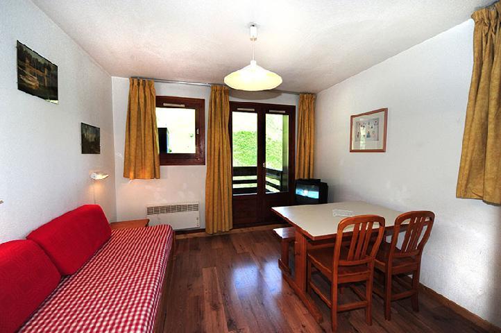 Vacances en montagne Appartement 2 pièces 4 personnes (302) - Résidence les Balcons d'Olympie - Les Menuires - Séjour