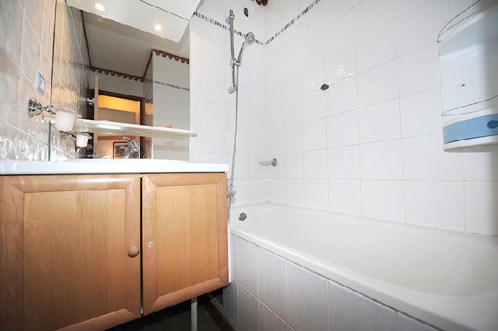 Vacances en montagne Appartement 2 pièces 8 personnes (319) - Résidence les Balcons d'Olympie - Les Menuires - Salle de bains