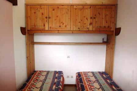 Vacances en montagne Appartement 2 pièces cabine 6 personnes (110) - Résidence les Balcons d'Olympie - Les Menuires - Chambre