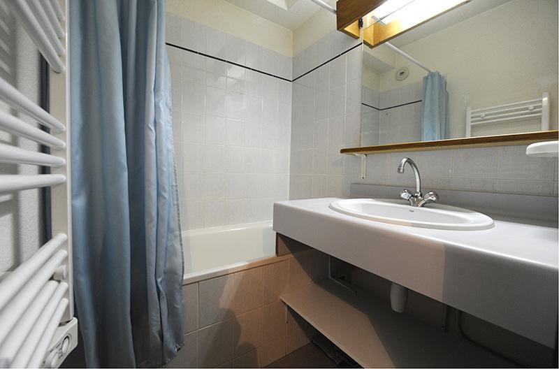 Vacances en montagne Appartement 2 pièces cabine 6 personnes (535) - Résidence les Balcons d'Olympie - Les Menuires - Salle de bains