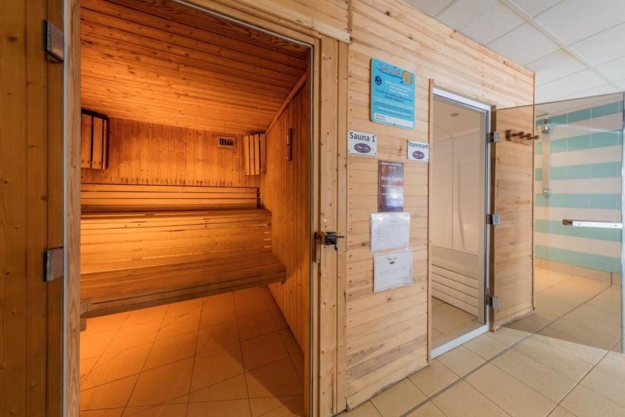 Vacaciones en montaña Résidence les Balcons de Bois Méan - Les Orres - Sauna