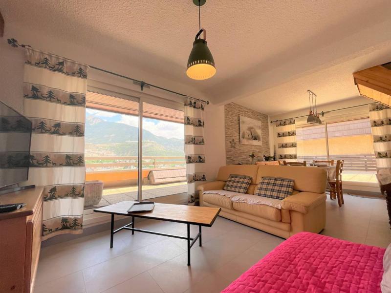 Wakacje w górach Apartament 3 pokojowy z antresolą 6 osób (311) - Résidence les Balcons de Briançon B - Serre Chevalier