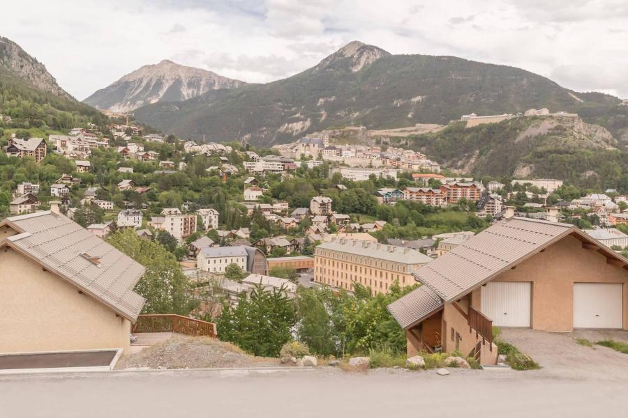 Wakacje w górach Studio 4 osoby (233) - Résidence les Balcons de Briançon C - Serre Chevalier