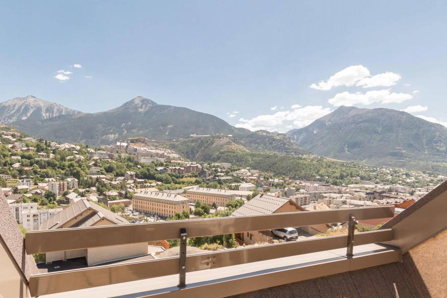 Wakacje w górach Apartament 2 pokojowy 4 osób (333) - Résidence les Balcons de Briançon C - Serre Chevalier