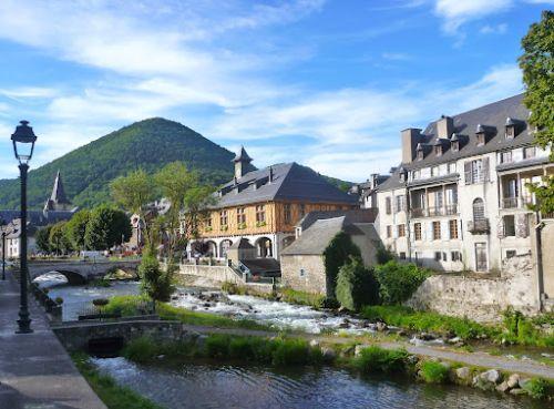 Wynajem na narty Résidence les Balcons de la Neste - Saint Lary Soulan - Na zewnątrz latem