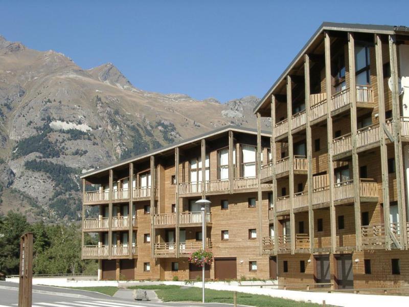 Wakacje w górach Résidence les Balcons de la Vanoise - La Norma