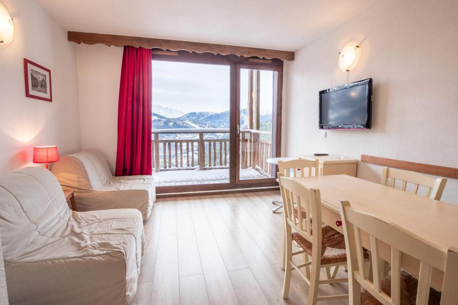 Wakacje w górach Apartament 3 pokojowy 6 osób (BV516) - Résidence les Balcons de la Vanoise - La Norma