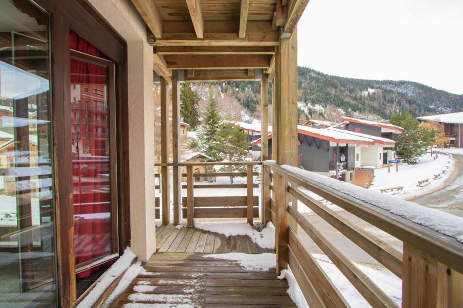 Wakacje w górach Apartament 2 pokojowy z alkową 6 osób (BV406) - Résidence les Balcons de la Vanoise - La Norma