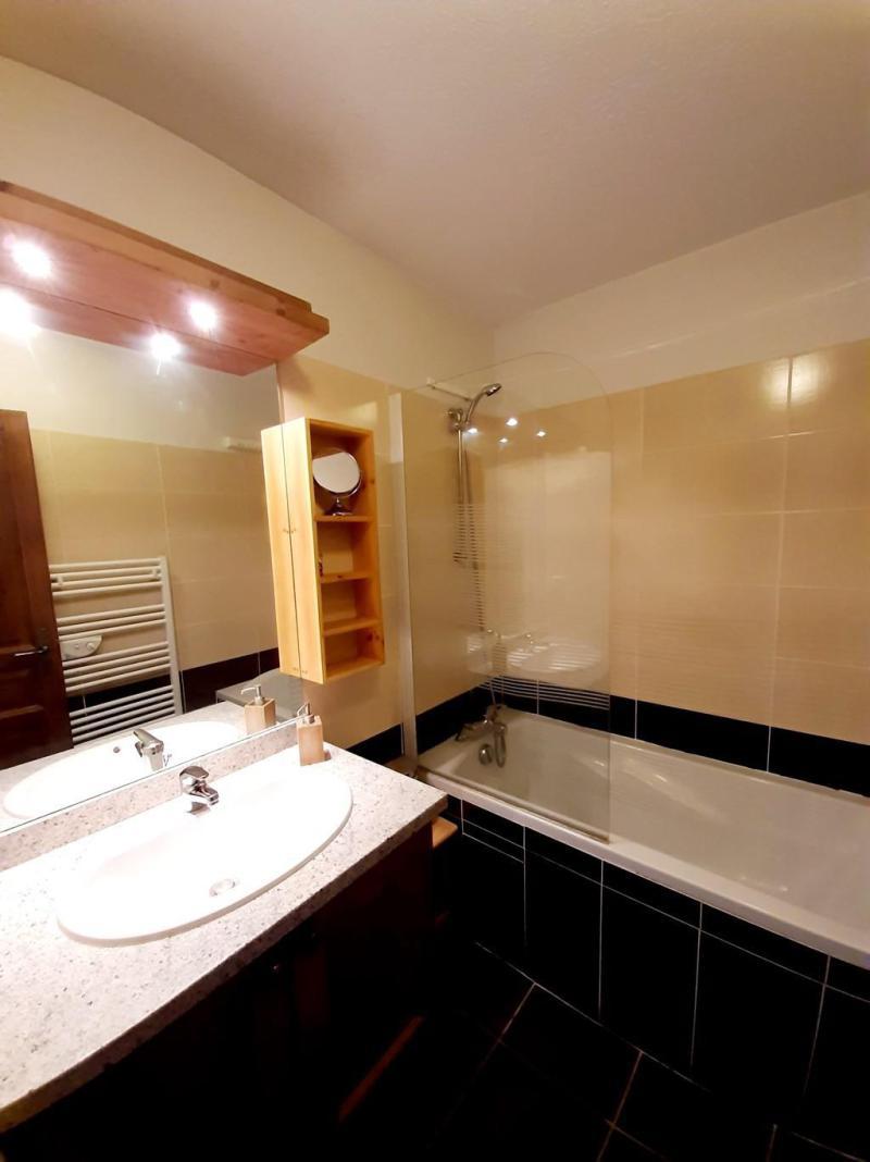 Wakacje w górach Apartament 2 pokojowy kabina 4 osób (6) - Résidence les Balcons de Pramouton - Les Orres - Łazienka