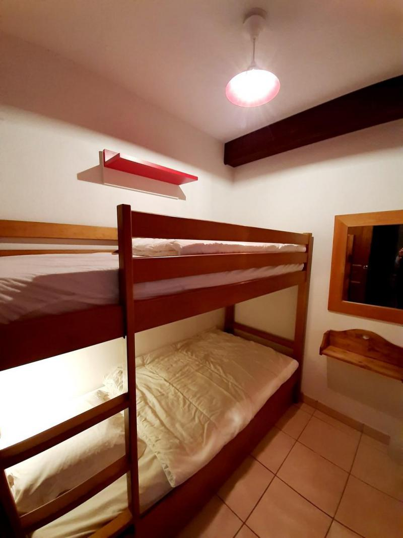 Wakacje w górach Apartament 2 pokojowy kabina 4 osób (6) - Résidence les Balcons de Pramouton - Les Orres - Łóżkami piętrowymi