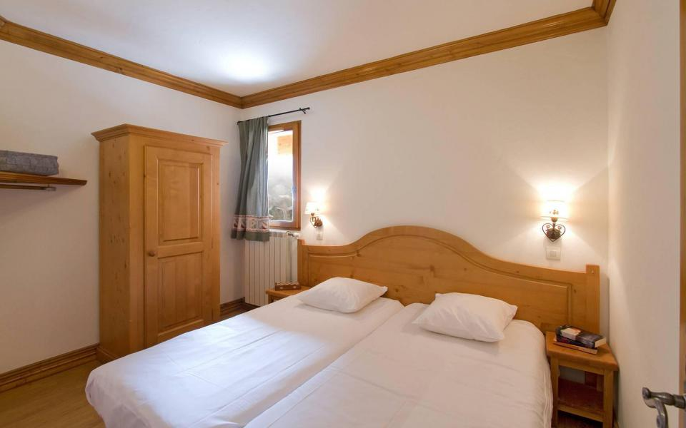 Holiday in mountain resort 2 room apartment 6 people (rhodo) - Résidence les Balcons de Sarenne - Les 2 Alpes