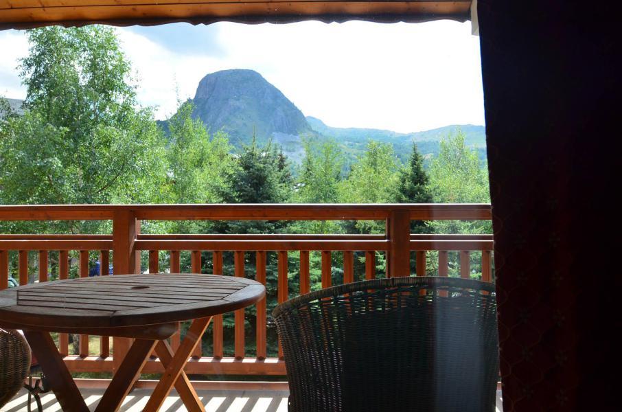 Holiday in mountain resort 3 room duplex apartment 6 people (8) - Résidence les Balcons de Tougnette - Saint Martin de Belleville