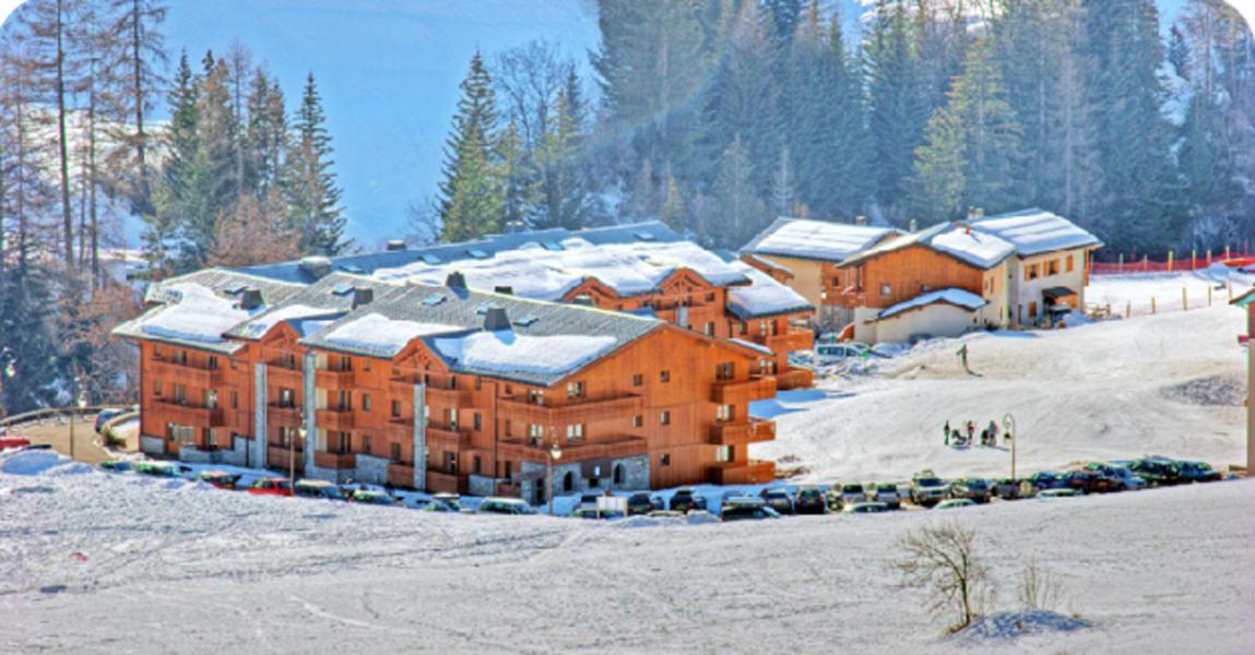 Vacances en montagne Résidence les Balcons de Val Cenis le Haut - Val Cenis